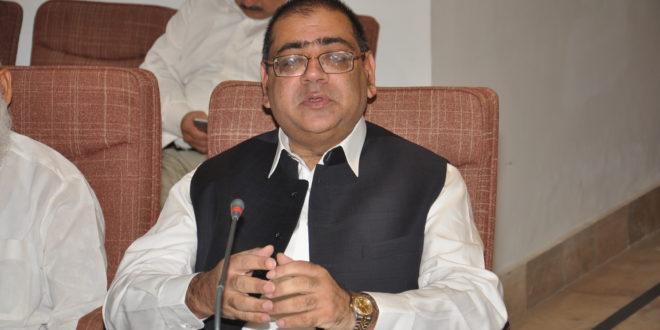 Khawaja Jalaluddin Roomi elected chairman Multan Dry Port Trust