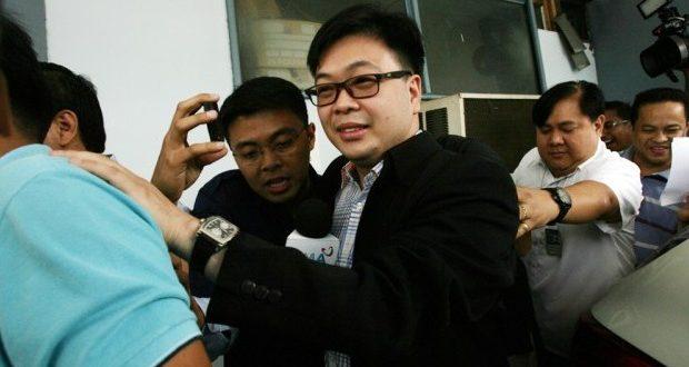 DOJ approves filing of raps vs Davidson Bangayan, others for rice smuggling