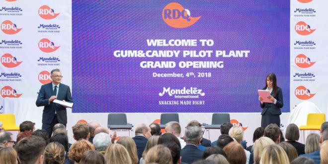 Mondelez International expands R.&D. hub in Poland