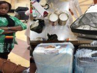 Nigerian heroin smuggler, 1