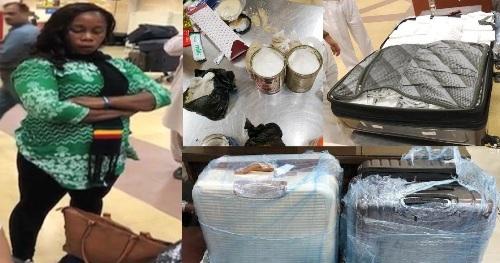 Customs seizes 4kg heroin from Nigerian woman at Karachi airport