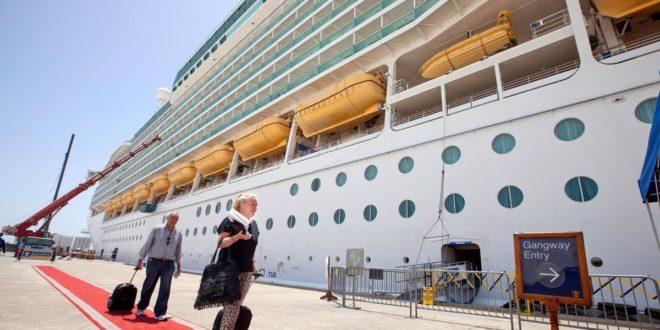 Dubai port set to welcome 25,000 tourists as cruise ships arrive