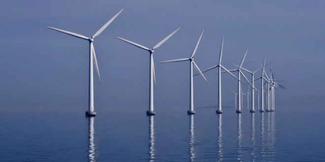 Belgium Global Market Leader for Offshore Wind Energy