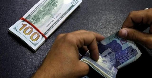 Rupee flat against dollar