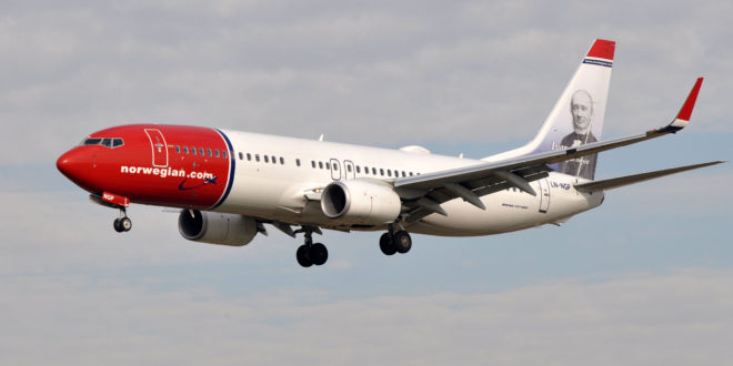 Norwegian Air grounds its Boeing 737 MAX 8 jets