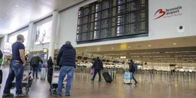 Skeyes social tension disrupts flights to Brussels Airport