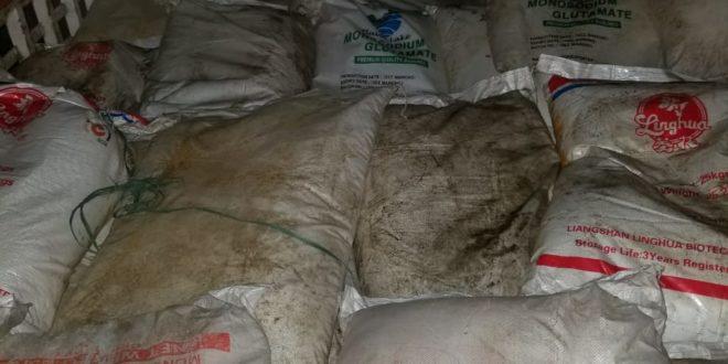 Customs ASO busts smuggled Ajinomoto worth Rs3.6m