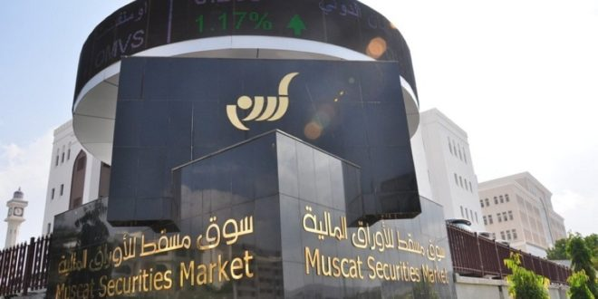 Oman's share index closes higher marginally