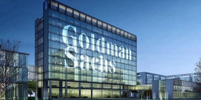Goldman Sachs reports lower profits as it eyes Main Street growth