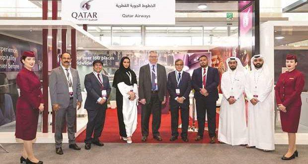 Qatar Airways participates in 'Moushtarayat 2019'