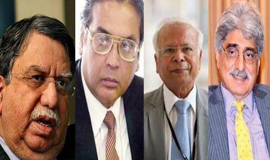 Tarin, Dr. Ishrat, Salman Shah, Hafeez Shaikh & Shamshad Akhtar strong candidates for replacing Asad Umar