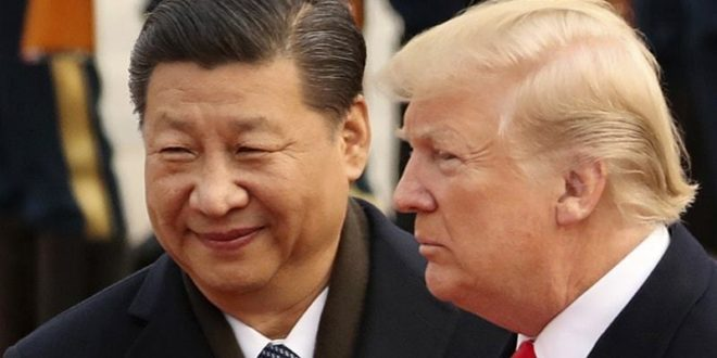 China trade talks going well: Donald Trump