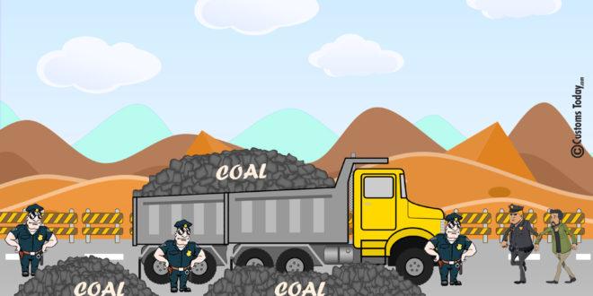 Sara-i-Muhjir ASO seizes 33050kg coal during road checking