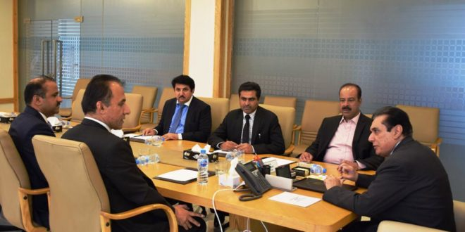Balochistan lawyers delegation calls on NAB chairman