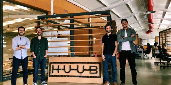 Maersk invests €1.5 million in the Portuguese fashion logistics startup HUUB