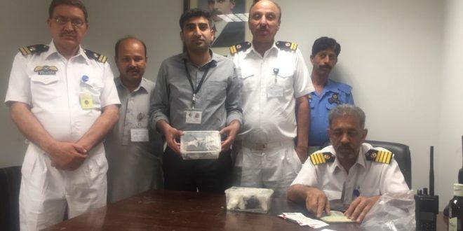 Peshawar Customs foils bid to smuggle tarantula