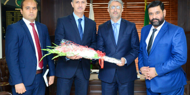Tajikistan & Pakistan enjoying cordial relationship: Envoy