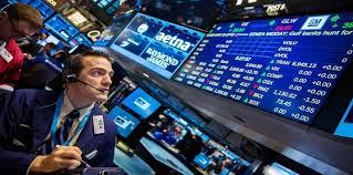 European shares tumble amid trade tensions