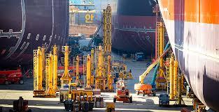 Chinese Shipbuilders Outdo Korean Dockyards in Order Receipt