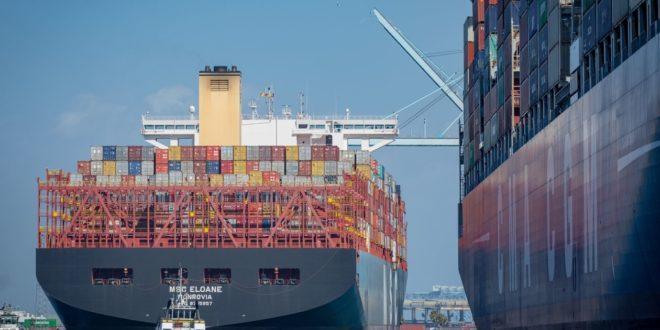 Big Ocean Cargo Carriers Join Blockchain Initiative