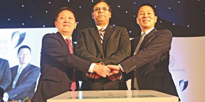 Infrastructure and energy bind Bangladesh to China