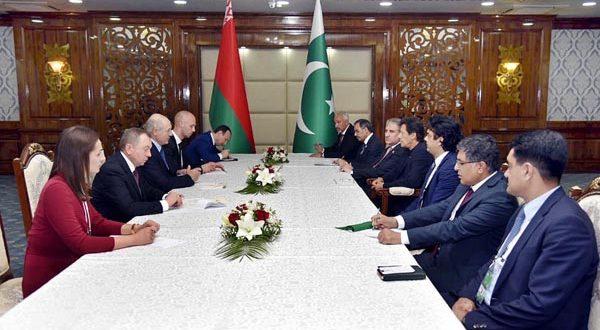 Pakistan, Belarus to further strengthen trade ties