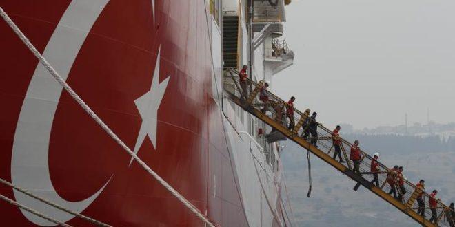 Turkey draws EU ire over oil drilling off Cyprus' coast