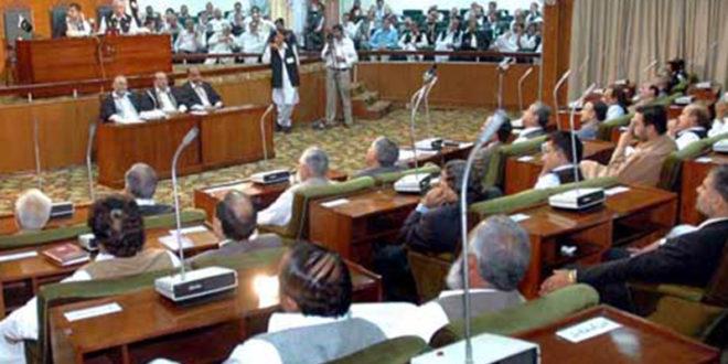 AJK govt presents over Rs120b deficit-free budget