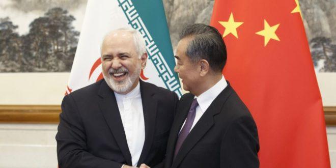 Iran-China Trade Drops 35 Percent In 2019