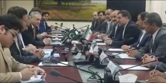 Iran suggests common border market to Pakistan