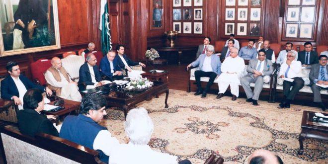 Govt focusing on ease of doing business in order to facilitate businessmen: Hafeez Shaikh