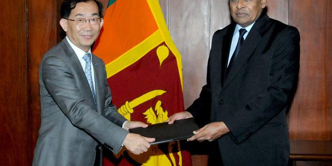 Xuebing Sun assumes duties as new FAO Representative for Sri Lanka