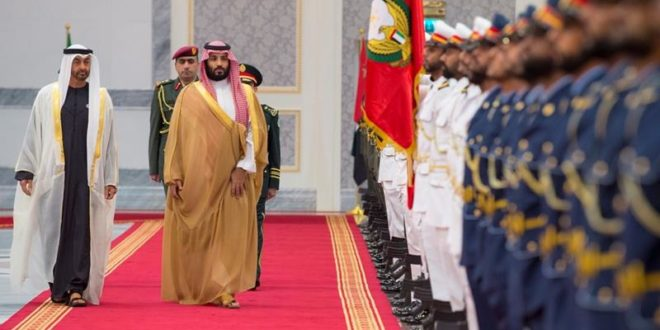 The Saudi-UAE axis has destabilising plans beyond the Gulf