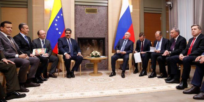 Venezuela's Collapse Frays Its Economic Ties With Russia