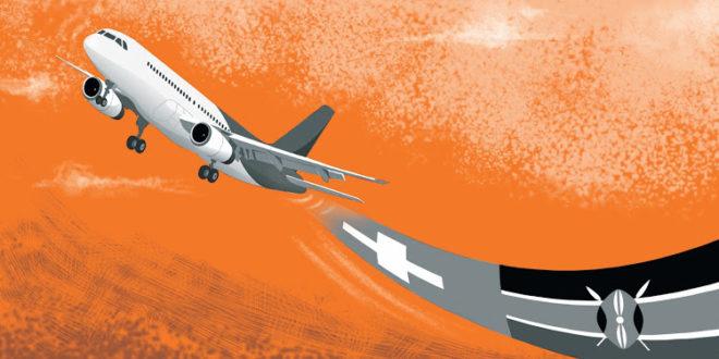 Switzerland, Kenya take their ties to new heights