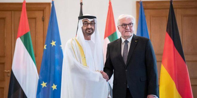 Regional realities see Germany focus on Gulf over Iran