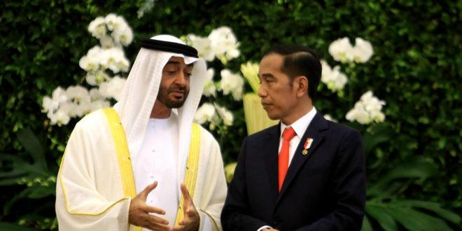 Indonesia, UAE improve economic ties