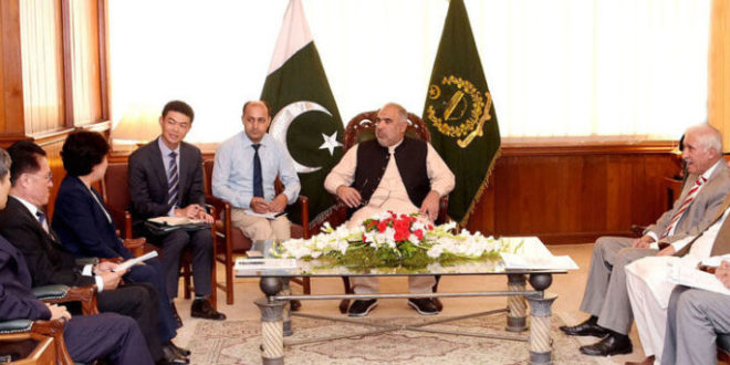 Pakistan, South Korea agree to strengthen trade relations