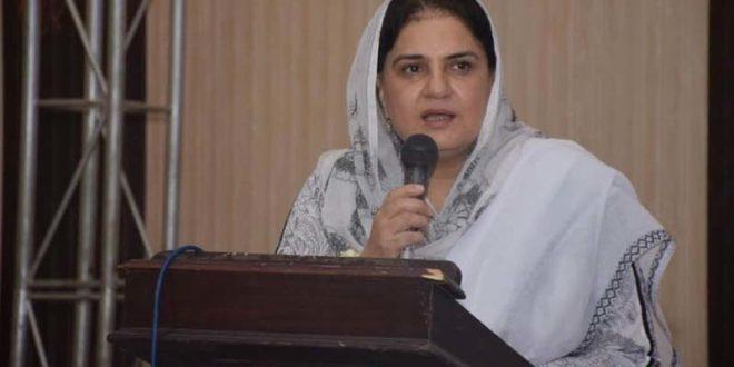 NAB Rawalpindi files reference against PPP Senator Rubina Khalid