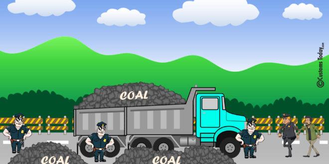 Faisalabad ASO impounds non duty paid 19,000kgs coal