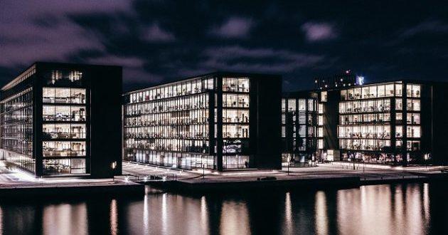 Denmark's corner of the global economy is shrinking