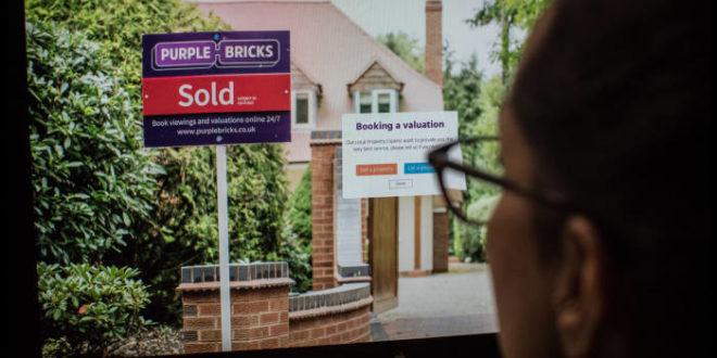 UK home sales down 16.5 per cent, suggest HMRC figures