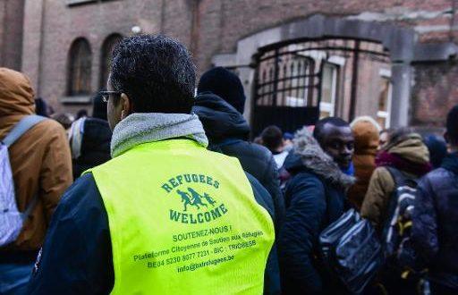 Asylum applications in Belgium up 19% in 2018