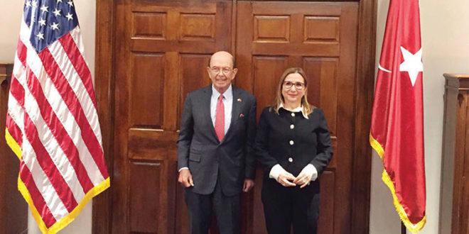 US commerce secretary to visit Turkey in September