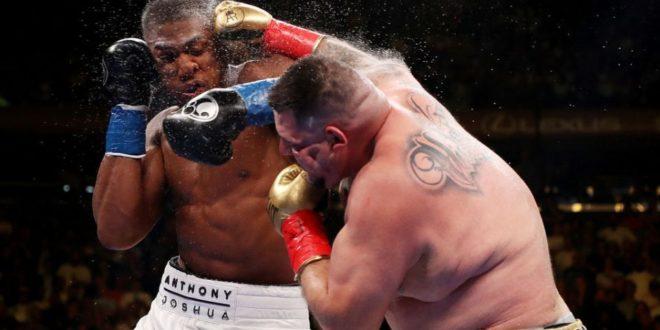 Saudi Arabia said to clinch $100m Joshua-Ruiz Jr rematch