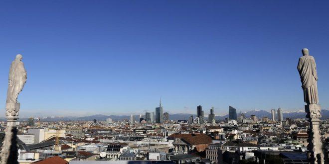 Italy's economy may be picking up, surveys suggest