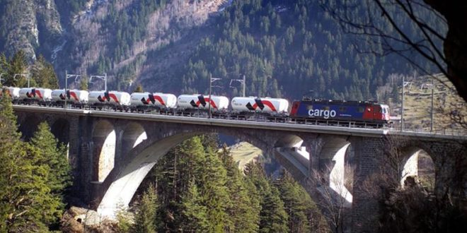 Swiss Combi buys stake in SBB Cargo