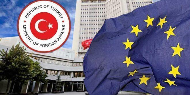 Turkey-EU to hold political dialogue meeting
