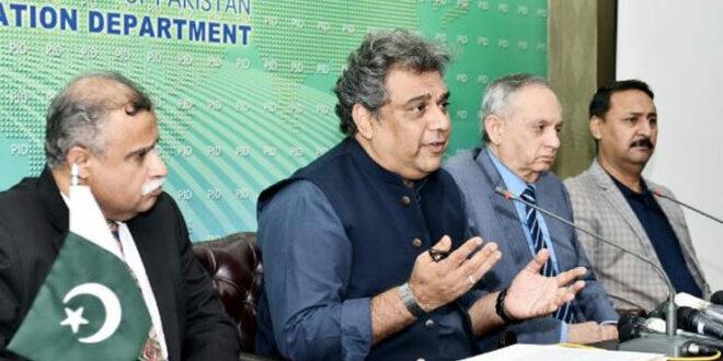 Economic reforms top agenda of PTI govt: Ali Zaidi