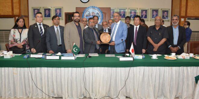KCCI, PJBF ink MoU to enhance cooperation for improving Pakistan, Japan trade
